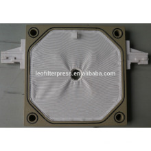 Leo Filter Press Small Chamber Plate Filter Machine Filter Plate