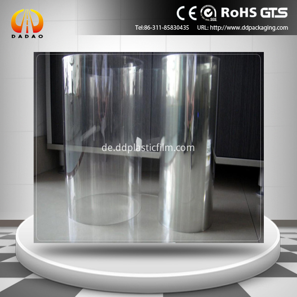 polyester film thickness