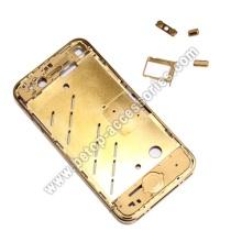 iPhone4 Golden Frame
