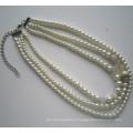Daking 3 строки моды костюм ожерелье для женщин