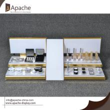 China Factories for Cosmetic Displays LED Acrylic Cosmetic Countertop Display export to Netherlands Exporter