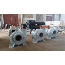 Desulfurization slurry pump for power plant