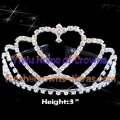 Heart Shaped Princess Crowns and Tiaras