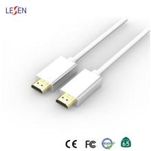 Cabo HDMI folheado a ouro 24K HDMI Lead 1.4ver