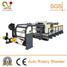 Rotary Paper Cardboard Slitting and Crosscutting Machine
