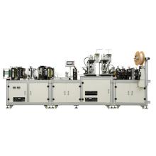 Automatic folding mask machine
