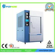 Hochwertiger und heißer Verkauf Klasse B Pulse Vakuum Dampf Sterilisator