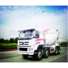 Dayun 8X4 drive concrete mixer truck/cement truck/ cement mixer truck/concrete mixer truck
