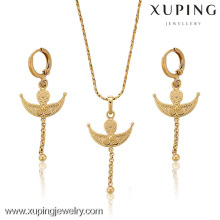 62688-Xuping Fashion Jewelry Wholesale Fine Jewelry Set