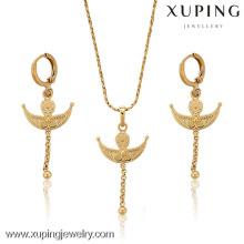 62688-Xuping Fashion Jewelry Atacado Set Jóias Finas