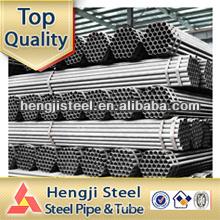 Precio de acero galvanizado redondo de la pipa por la tonelada