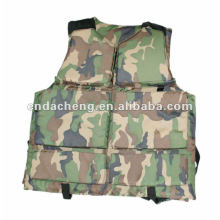 camouflage flotation body armor