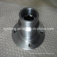 Custom Made Precision Machined Splined Hub