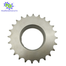 Stainless steel sprocket with large inner hole