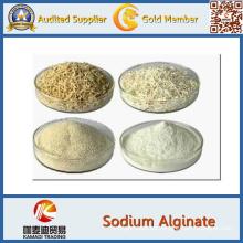 Goma de alginato de sodio (CMC, goma de xantano) Serie Food Grade