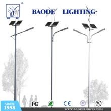 Luz de rua solar da turbina eólica do diodo emissor de luz de 8m Pólo 90W (BDTYN890-w)