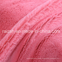 100% Polyester Knitted Fabric PV Fleece for Wholesale