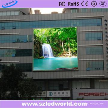 Distance de visualisation d'écran d'affichage à LED de P8 plus de 8 mètres