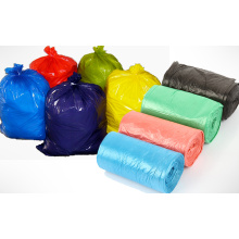 Design Industrial Plastic Garbage Bags With Logo