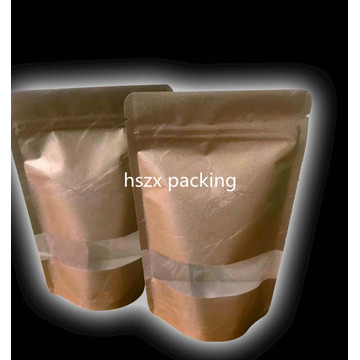 Paper Bags with Zipper