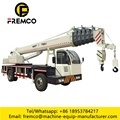 12 Ton Truck Mounted Crane For Sale