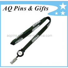 Polyester Lanyard/Printed Lanyard with Badge Reel