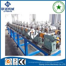 Máquina de la uva de la granja del poste del metal que forma la máquina