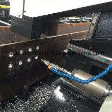 Taladradora CNC de alta velocidad con una sola cabeza