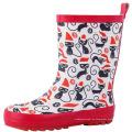 Kinder Rubber Boot Regen Gummistiefel 66962
