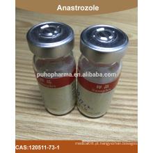Fornecimento de anastrozol de alta qualidade / 120511-73-1