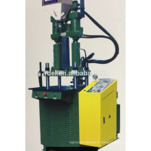 Cable plug injection molding machine