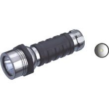LED Torch CREE 1W lampe de poche LED avec TPR