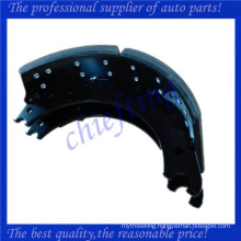 XK2124707QP high quality heavy duty truck brake shoe 4707