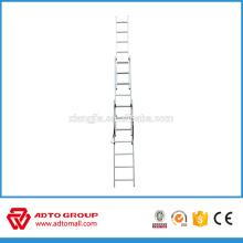 escaleras de escalera de escape de aluminio