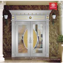 Stainless steel aluminum single door design with qulity assurred