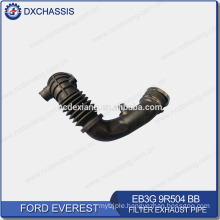 Genuine Everest Air Filter Exhaust Pipe EB3G 9R504 BB