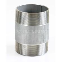 Accesorios de tubería de acero inoxidable Niples de barril