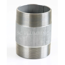 Stainless Steel Pipe Fittings Barrel Nipples