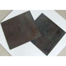 Folha de tungstênio preto 99,95 na indústria $75/Kg