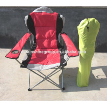 Outdoor cheap folding camping chair luxury for promotion