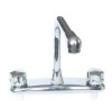 Mezclador de lavabo de plástico ABS (NEW-804)