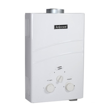 6L/7L Low Water Pressure Flue Type Instant Gas Water Heater