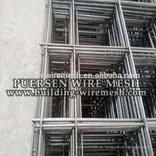 Malla de refuerzo rectangular de losas de hormigón