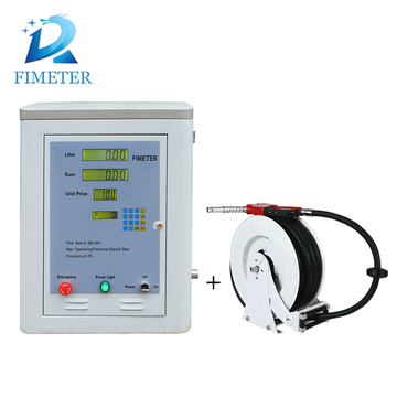 Noiseless type of methyl alcohol anti-explosion fuel dispensers with Printer