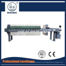 máquina de prensa de filtro para fluido de perforación con ISO9001: 2008