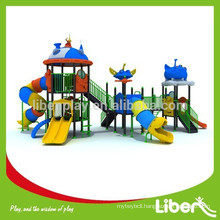 Skydream Series Large Plastic Slides Outdoor Playgrounds for Parks Project, Outdoor Plastic Slides