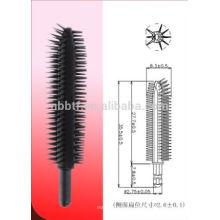Silicone Multi function mascara brush