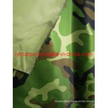 China Camouflage Tarpaulin