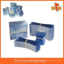 Customizable OEM printable water proof heat sensitive transparent shrink wrap bags