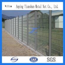 358 Anti Climb Welded Fence